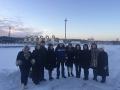 семинара на предприятии Газпром Трансгаз Югорск