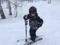 Александр 2г На лыжной прогулке