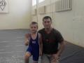 Александр 2г С олимпийским чемпионом